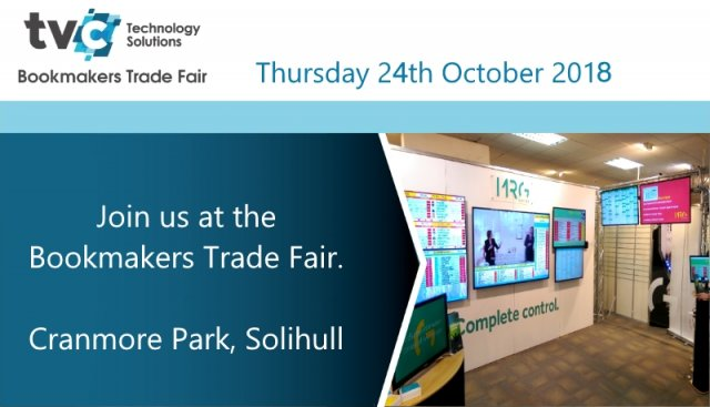 Bookmakers Trade Fair 2018